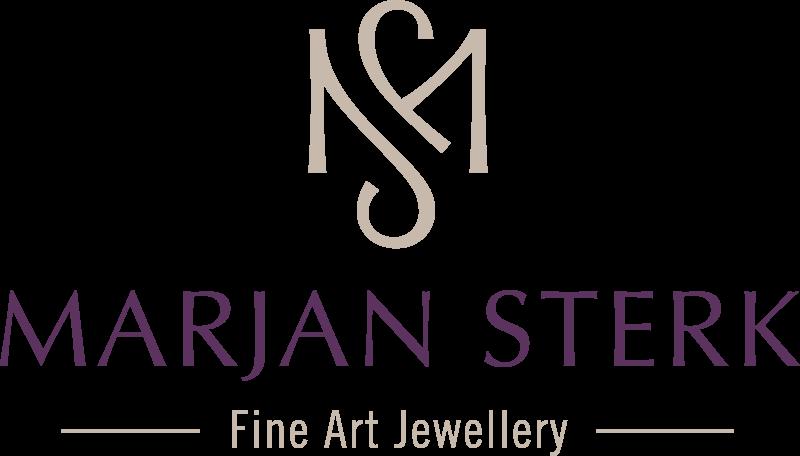 Marjan Sterk | Fine Art jewellery | Amsterdam