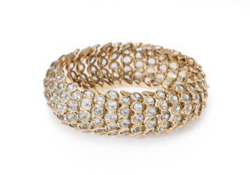rené boivin aquamarine bracelet 1940s