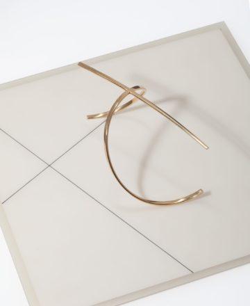 emmy van leersum gold bracelet 1979