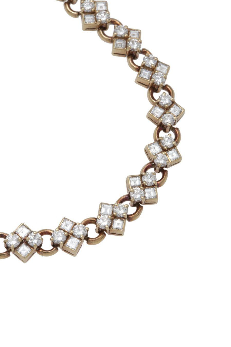 kutchinsky london diamond bracelet 1970s