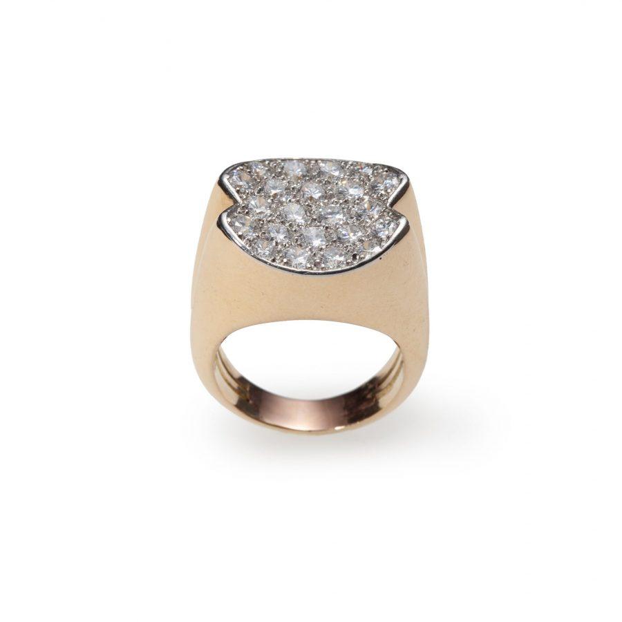 diamond ring Cartier