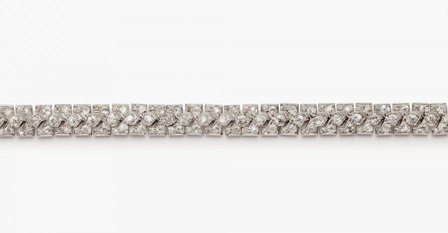 Cartier Art Deco Bracelet 2