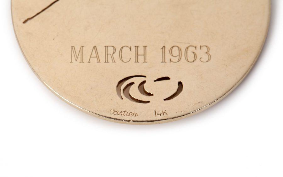 Cartier marlin pendant 1960's