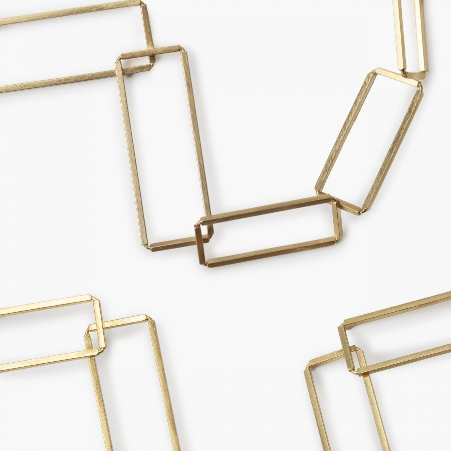 Geometrical design longchain Michael Becker Germany 2020