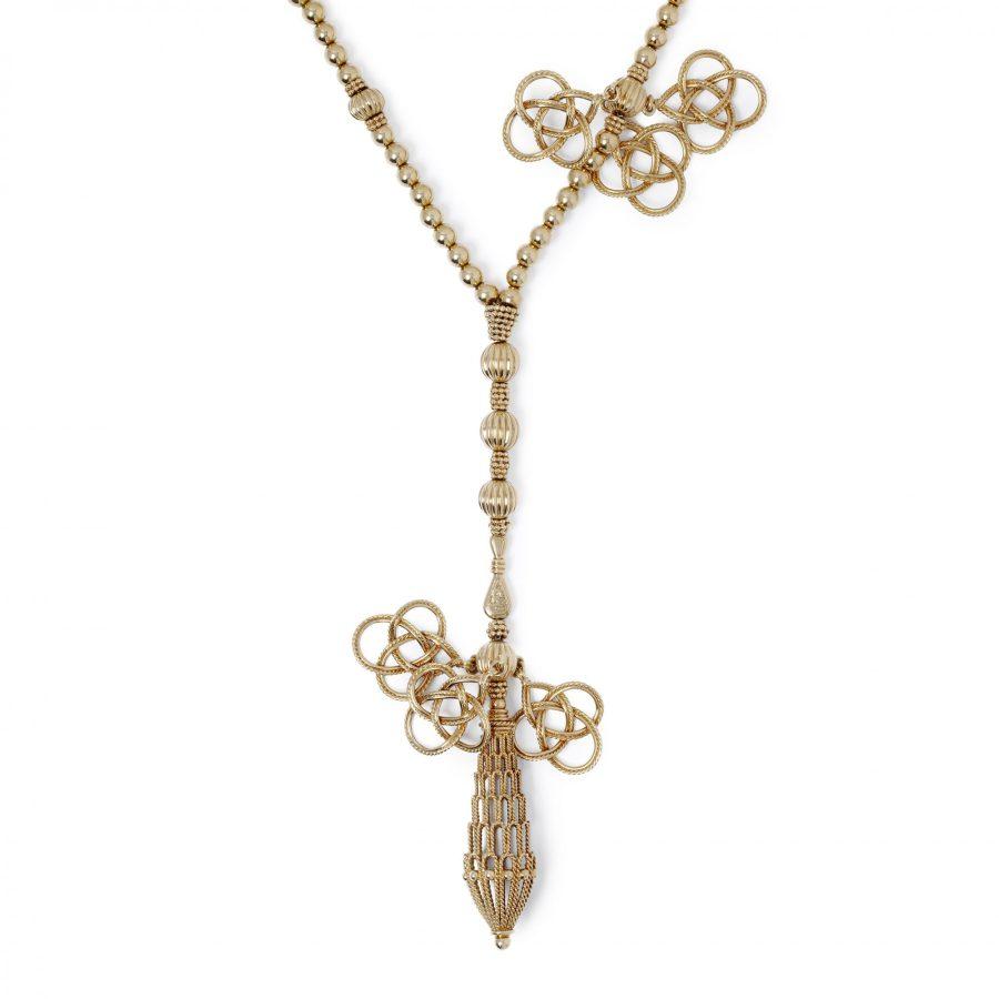 Cartier Chapelet Musulman necklace ca 1970