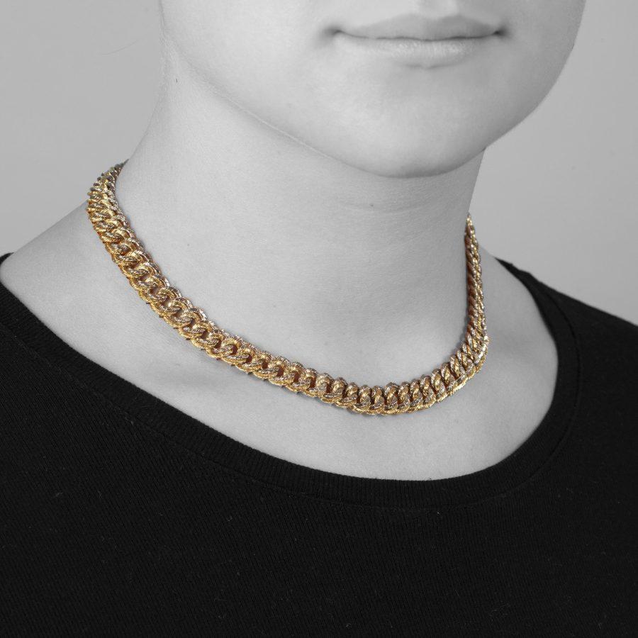 Georges Lenfant for Gübelin necklace Paris ca 1970